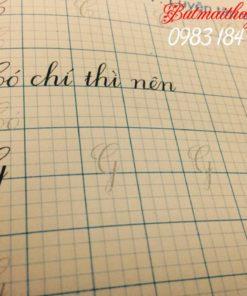 vở luyện chữ đẹp