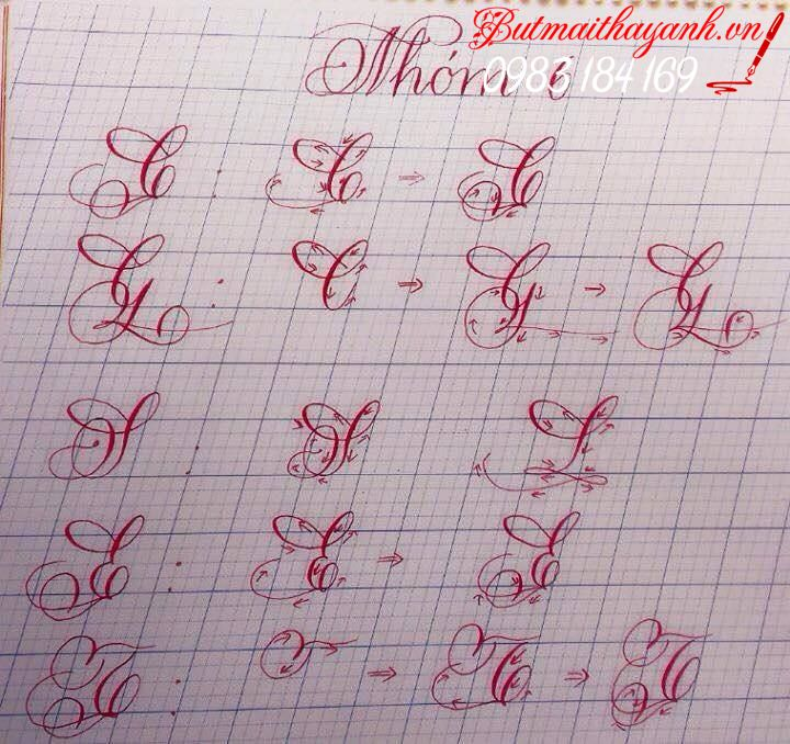 10592658 144071255984817 198424748336988529 n - Luyện chữ đẹp nét chữ hoa sáng tạo, chữ nghệ thuật
