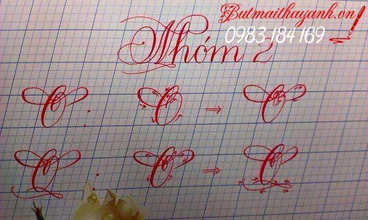 12821431 144069902651619 5615764460496484589 n - Luyện chữ đẹp nét chữ hoa sáng tạo, chữ nghệ thuật