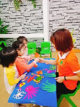 dạy bé học