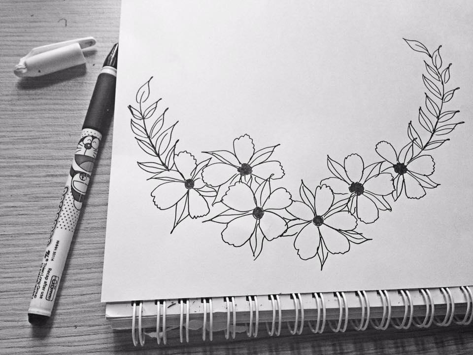 chữ hoa cách điệu