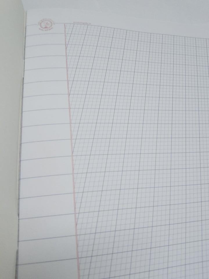 Vở 4 ô li nghiêng luyện chữ đẹp